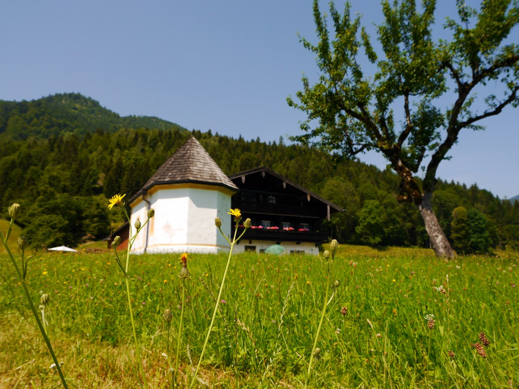Kapelle vor dem Trojerhof